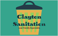 Clayton Sanitation