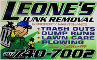 Leones Junk Removal and Property Maintenance