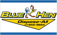 Blue Hen Disposal