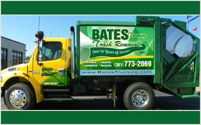 Bates Trucking and Trash Removal Inc