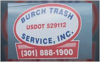 Burch Trash Service Inc