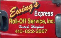 Ewings Express Roll-Off Service Inc