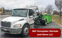 J and P Dumpster Rentals and More LLC