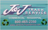 J and J Inc Trash Service