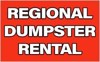 Regional Dumpster Rental