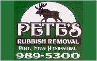 Petes Rubbish Removal