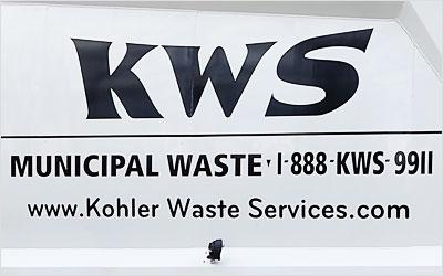 Kohler Waste Services Inc