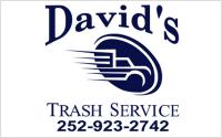 Davids Trash Service