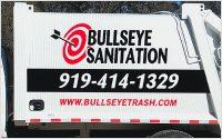 Bullseye Trash