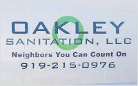 Oakley Sanitation LLC