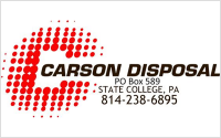 Carson Disposal Service Inc