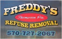 Freddys Refuse Removal LLC