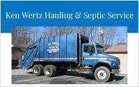 Ken Wertz Hauling and Septic Service