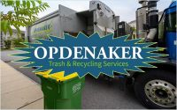 Opdenaker Trash and Recycling Services