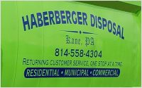 Haberberger Disposal