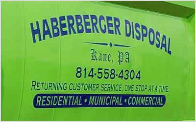Haberberger Disposal