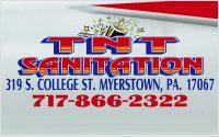 TNT Sanitation Inc