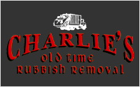 Charlies Old Time Rubbish Removal