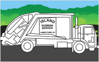 Island Rubbish Service Inc