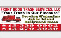 Front Door Trash Service