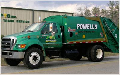 Powells Trash Service