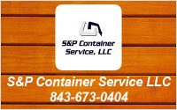 S and P Container Service LLC