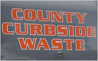 County Curbside Waste