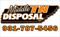 Middle TN Disposal